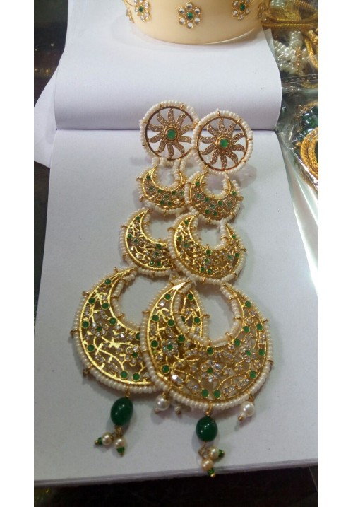 RAJPUTI CHAND EARRINGS