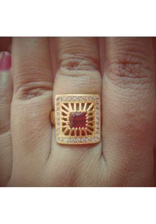 Rajputi Traditional Ring SCRTR001